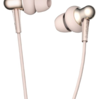 Наушники 1MORE Stylish Dual-Dynamic In-Ear E1025 Gold