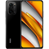 POCO F3 6/128GB Night Black