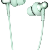 Наушники 1MORE Stylish Dual-Dynamic In-Ear E1025 Green