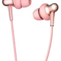 Наушники 1MORE Stylish Dual-Dynamic In-Ear E1025 Pink